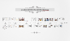 50 años del IES Pío del Río Hortega