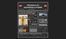 Copy of Copy of PROGRAMA DE SEGURIDAD E HIGIENE