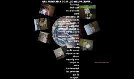 ORGANIGRAMA DE SALUD OCUPACIONAL
