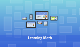 Copy of Learning Math