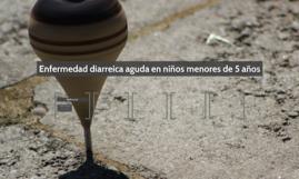 Enfermedad diarreica aguda en niños menores de 5 años