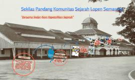 Lopen Semarang