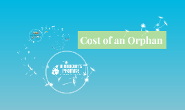 Cost of an orphan