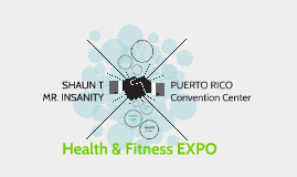 Health & Fitness EXPO