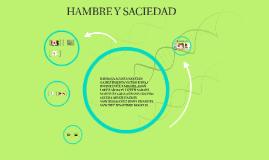 HAMBRE Y SACIEDAD