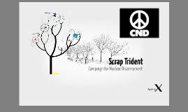Scrap Trident Campaign
