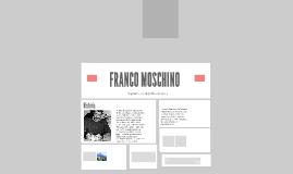 FRANCO MOSCHINO