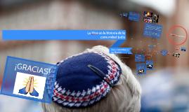 La Kipá en la historia de la comunidad Judía
