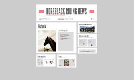 HORSEBACK RIDE NEWS