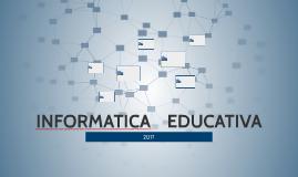 INFORMATICA EDUCATIVA 2017