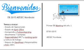 AIESEC NORDESTE 2015