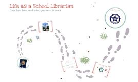 Life As a Librarian