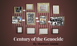 Genocides of the 20th Century