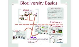AP Bio- Biodiversity 2: Domains