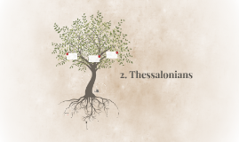 2. Thessalonians