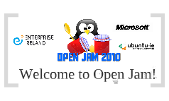 Welcome to OpenJam
