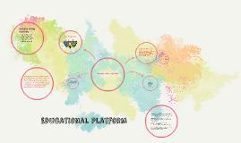 Copy of Educational Platform Presentation