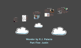 Wonder by R.J. Palacio - Part Five: Justin