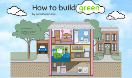 How to build green