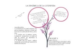 la dinamica de la litosfera