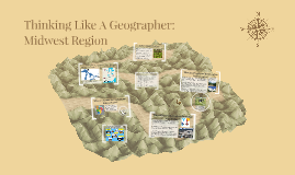 Thinking Like A Geographer: Midwest Region