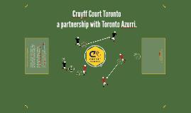 Cruyff Court Toronto - embedded videos