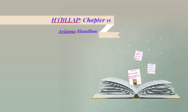 HTRLLP: Chapter 11