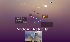 Copy of Nuclear Electricity
