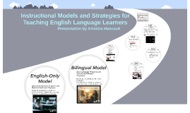 Instructional Models and Strategies