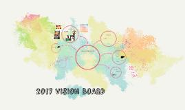 2017 VISION BOARD