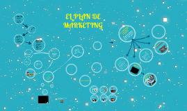 Copy of EL PLAN DE MARKETING