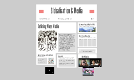Copy of MEDIA as a Social Institution