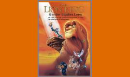 Gender Studies Lens