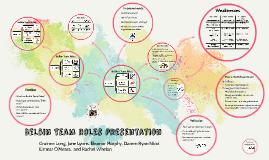 Copy of Team roles Presentation