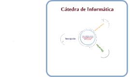 Inscripción Informática - Primer Cuatrimestre 2016