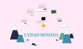 L'EDAD MITJANA