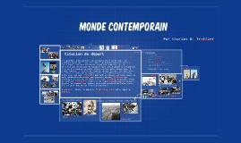 Monde Contemporain