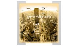 SAP ES Value vs StS (JK Park)