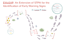 EWaSAP: An Extension of STPA for the Identification of Early Warning Signs