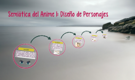 Semiótica del Anime 1