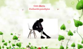 Caso: María.