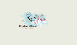 Creation of Japan