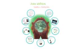 Jean Watson - Saúde e Ambiente