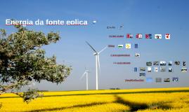 Energia da fonte eolica