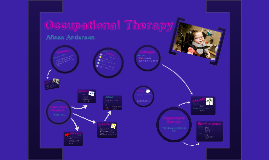 Copy of Occupational Therapy