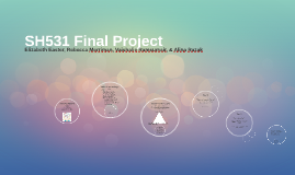 SH531 Final Project