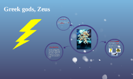 Greek gods, Zeus