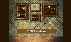 Cultura Maya.