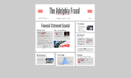 Copy of The Adelphia Fraud