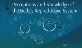 Perceptions and Knowledge of the Body's Reproductive System